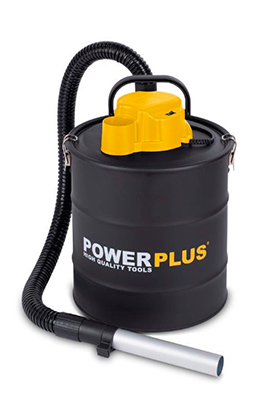Askesuger 20 liter 1200 watt