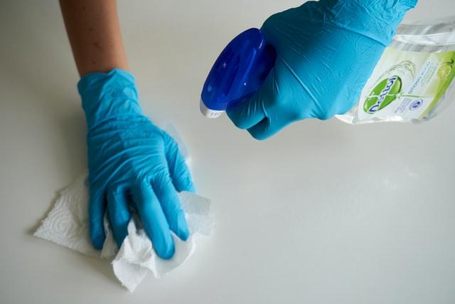 Få rengøring i Glostrup og slip for støvsugning