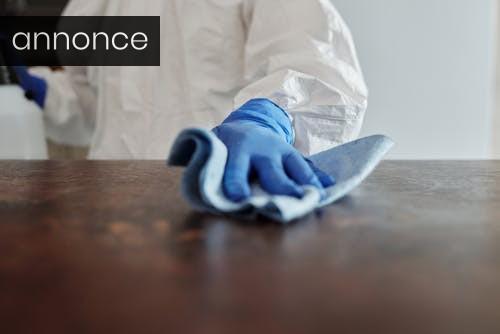 Stor guide til mere effektiv rengøring i hjemmet