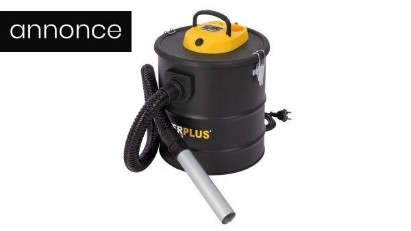 Askestøvsuger 20 liter 1200 watt